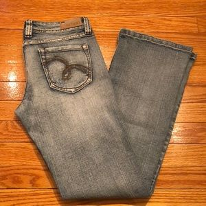 Bongo boot cut jeans